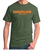 Picture of Men's Extra Large Green Havalon T-Shirt