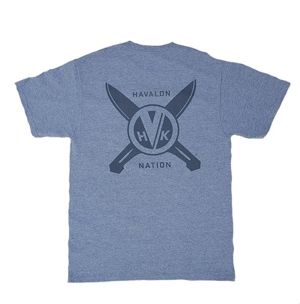 Picture of Havalon Cross Blade Shirt - grey