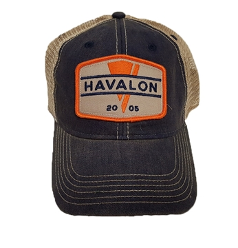 Picture of Havalon Blue Patch Legacy Hat